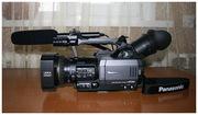 Видеокамера Panasonic AG 100 BE