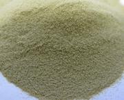 Песок кварцевый природный (мытый,  светло-серый)