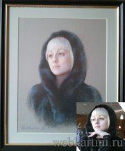 Портреты и копии картин на заказ