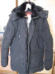 зимняя мужская немецкая куртка WELLENSTEYN
