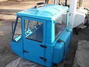 Кабина (восстановленная) на трактор ХТЗ-150