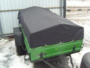 Прицеп для легкового автомобиля «ПФ-01 Фермер» в кредит и ещё 25 модел