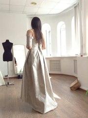 Волшебное выпускное платье