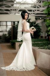 Продам красивое свадебное платье!