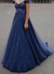 Вечернее платье от Светланы Зайцевой.