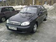 Продам автомобиль Шевроле Ланос(SX)
