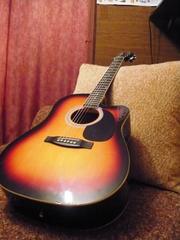 Акустическая гитара Palmer